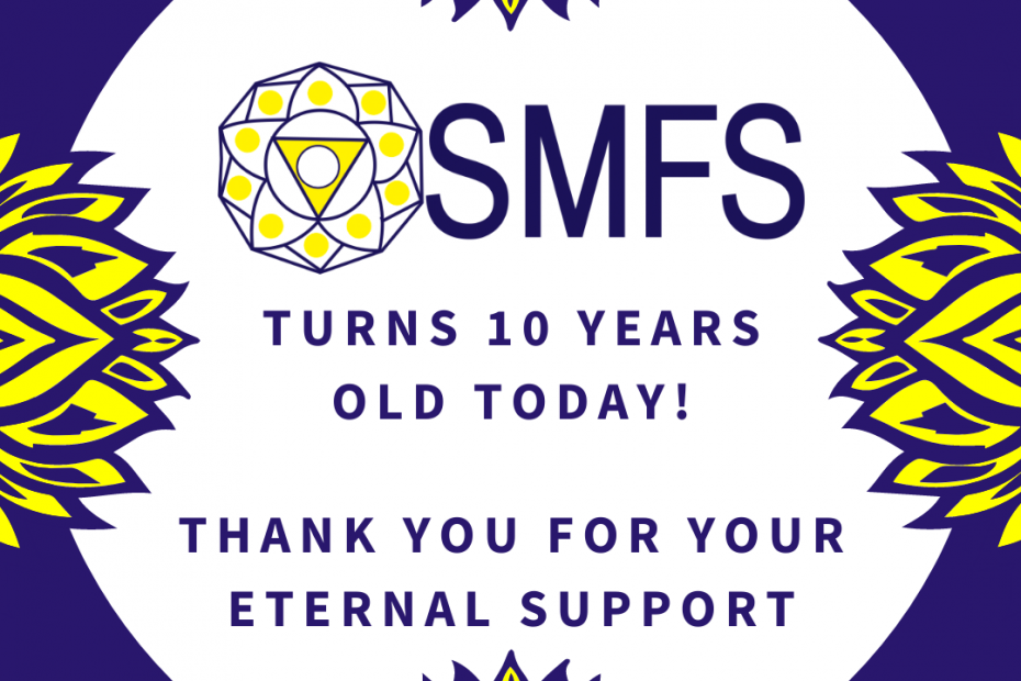 SMFS Turns 10 Years Old Today!